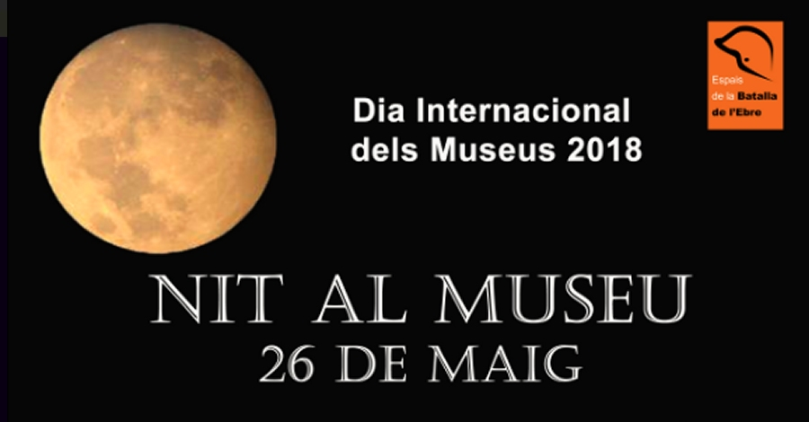 Nit del Museu: Centre d'Interpretació 115 dies Corbera d'Ebre