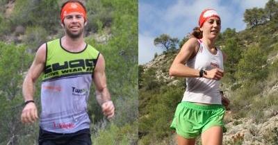 Aurell i Debats, del CEM La Cameta Coixa, guanyadors absoluts de la 6ª Cursa de muntanya Camí de Sirga