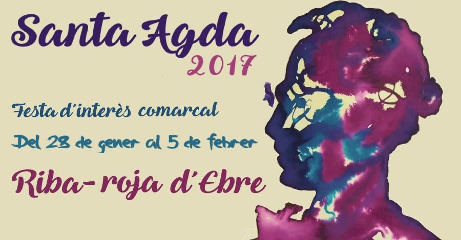 Santa Agda 2017 Riba-roja d'Ebre