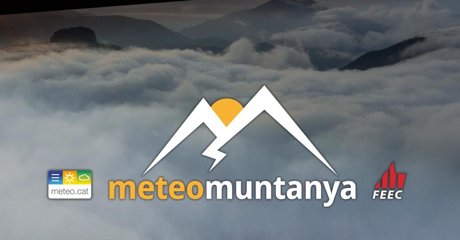 El portal web meteomuntanya.cat estrena un nou apartat de prediccions per a travesses de muntanya