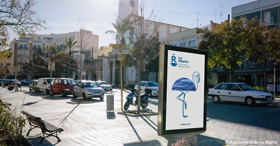 La Ràpita presenta la nova marca que identificarà el municipi a partir d'ara | EbreActiu.cat, revista digital per a la gent activa