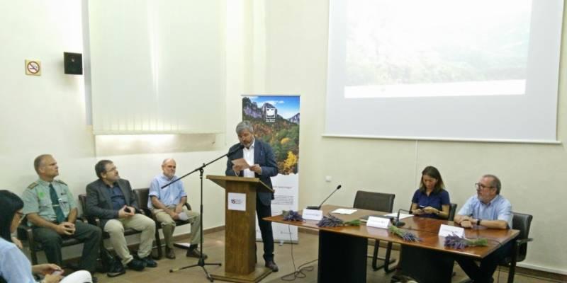 El Parc Natural dels Ports celebra el 15è aniversari de la seva declaració