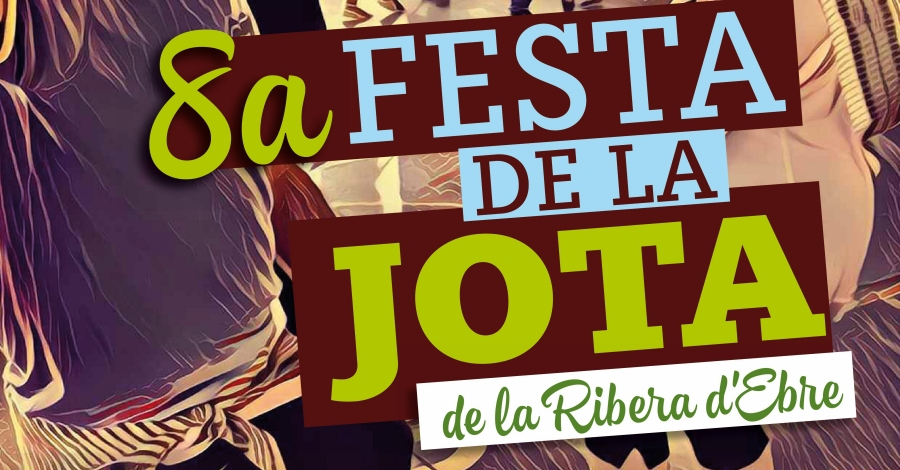La 8a Festa de la Jota de la Ribera d'Ebre se celebrarà a la Torre de l'Espanyol