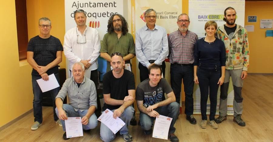 El projecte Baix Ebre Avant forma onze persones per conduir activitats fisicoesportives en el medi natural de les Terres de l'Ebre