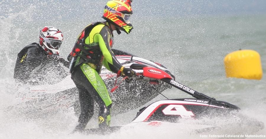 Deltebre es prepara per acollir la cinquena regata del Campionat de Catalunya de motos aquàtiques