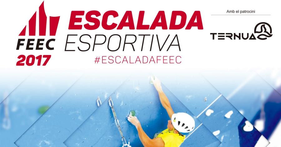 Tortosa acull els Campionats de Catalunya d'Escalada de Bloc i de Dificultat