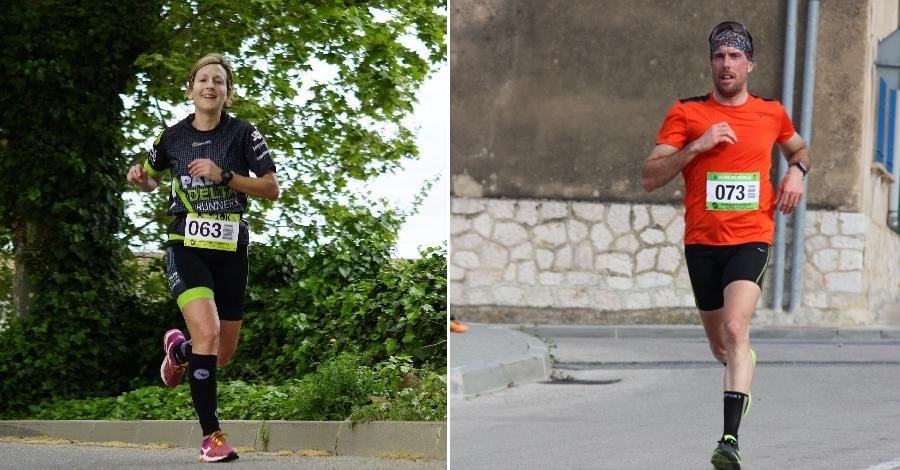 Juanma Martínez i Andrea Drago guanyen el Circuit Running Sèries
