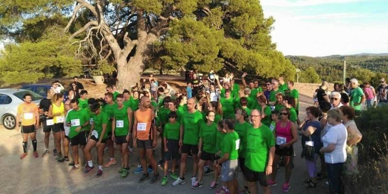 La Palma d'Ebre celebra la segona edició de la Cursa del Mussol