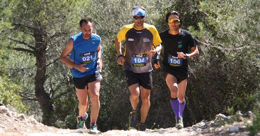 Els actuals líders del Circuit s'imposen a la Cursa per muntanya de Tortosa
