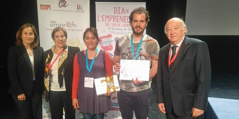 L'empresa de serveis turístics Deltacleta guanya la primera edició del concurs New Project 2016