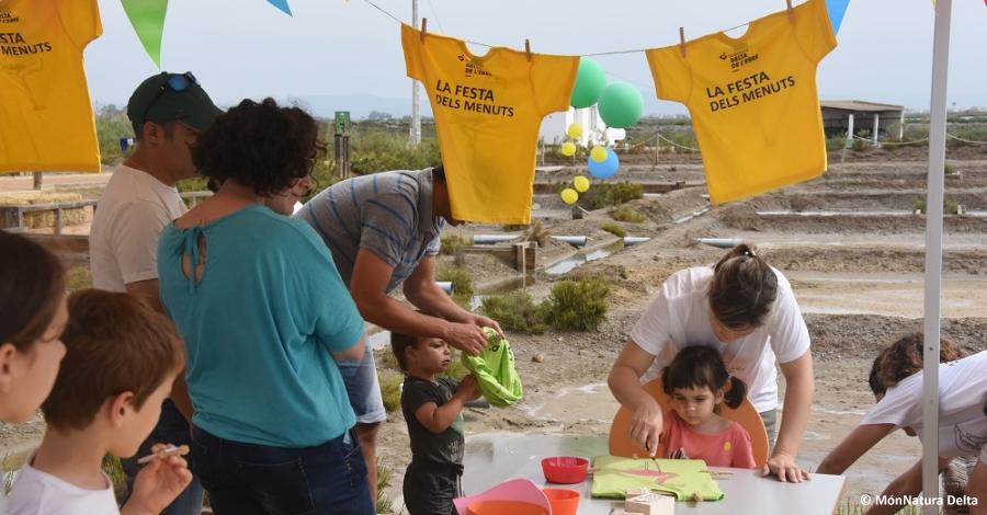 MónNatura prepara la celebració del 5è aniversari amb La Festa dels Menuts