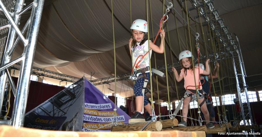 La Fira de Morella ofereix activitats turístiques i gastronòmiques per a tots els públics | EbreActiu.cat, revista digital per a la gent activa