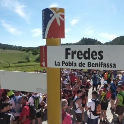 Tot a punt per a la Fredes-Paüls 2015