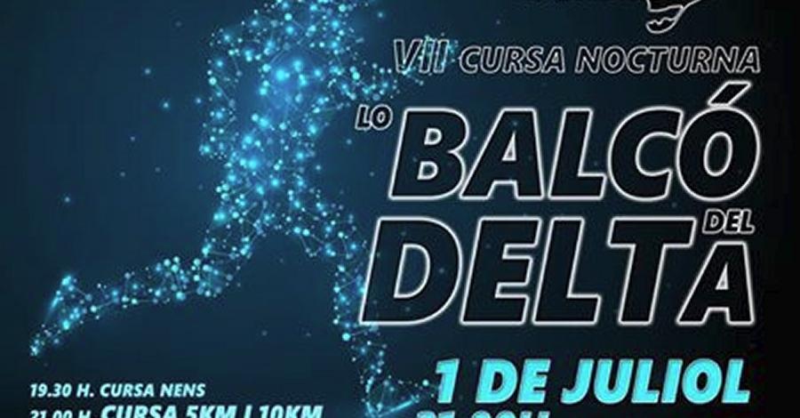 7a Cursa nocturna Lo Balcó (5K i 10K)