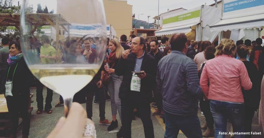 La Fira del Vi de Falset serveix unes 30.000 degustacions aquest cap de setmana