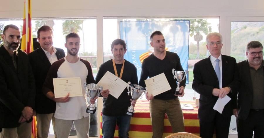La Federació Catalana de Motonàutica tanca la temporada 2016 amb el lliurament de premis