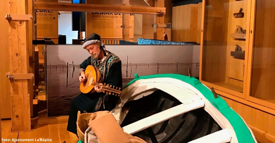 """La Ràpita posa en marxa al museu un """"Viatge fantàstic per la Mar de l'Ebre"""""""