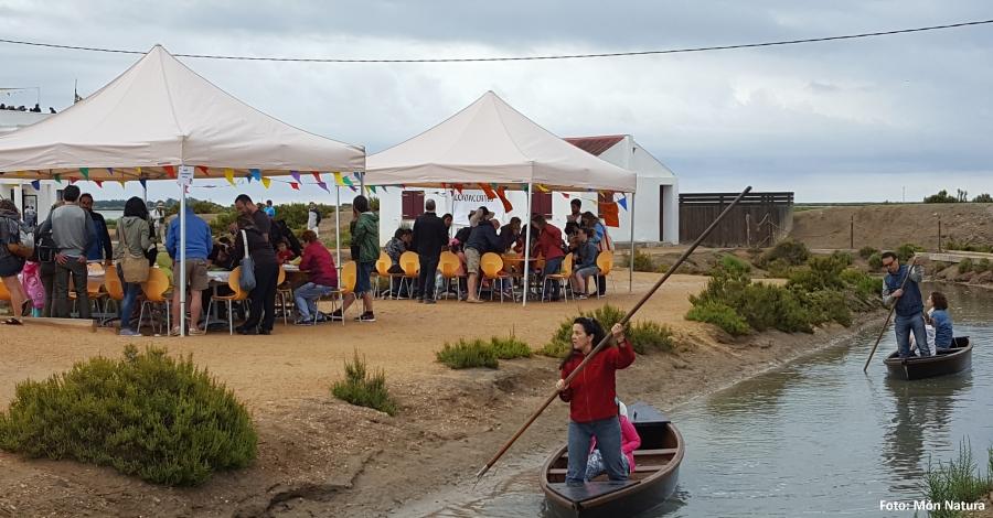 La Festa dels Menuts de MónNatura Delta es consolida com a trobada anual per a les famílies