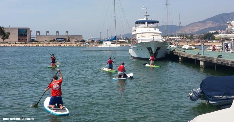 Més de 1.500 persones gaudeixen gratuïtament de les activitats de la Festa del Mar