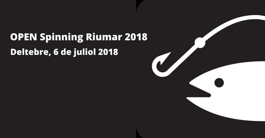 Open Spinning Riumar 2018
