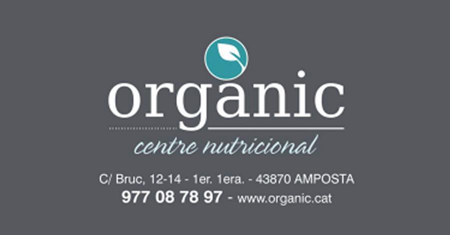 ORGÀNIC Centre Nutricional<br>Amposta | EbreActiu.cat, revista digital per a la gent activa