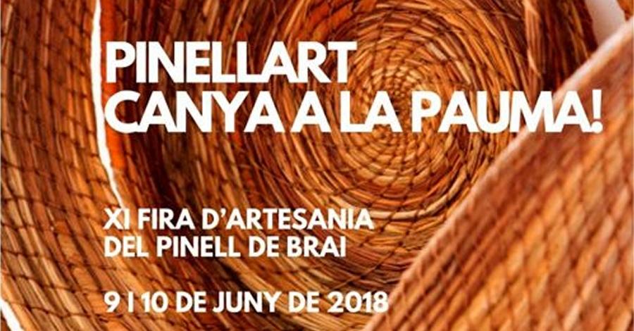 Pinellart 2018. XI Fira d'artesania