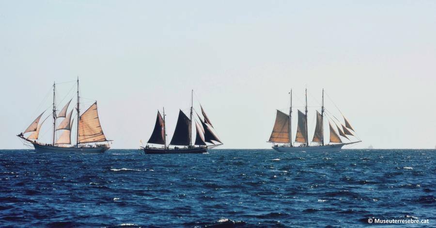 Les jornades de portes obertes a una flota de tres vaixells històrics, entre les activitats més destacades del Museu de les Terres de l'Ebre per Setmana Santa