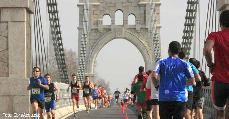 Diumenge dos curses a Amposta: la primera del Running Series i la mitja marató «Premi Terres de l´Ebre»