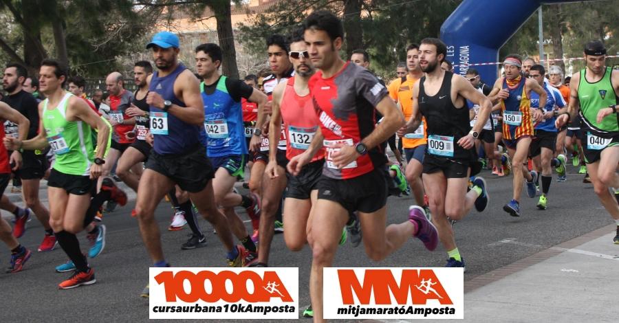 Amposta enceta el Running Series de 2018