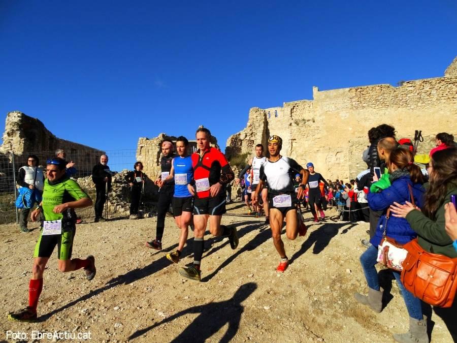La cursa per muntanya «La Cameta Coixa» de Miravet acollirà el Campionat de Catalunya per equips | EbreActiu.cat, revista digital per a la gent activa