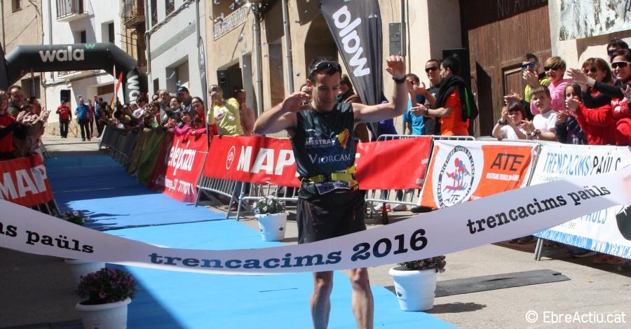 Arriba el 5è TrencaCims Paüls amb Pau Capell com a gran favorit