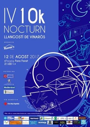 Torna el 10K Nocturn a Vinaròs | EbreActiu.cat, revista digital per a la gent activa