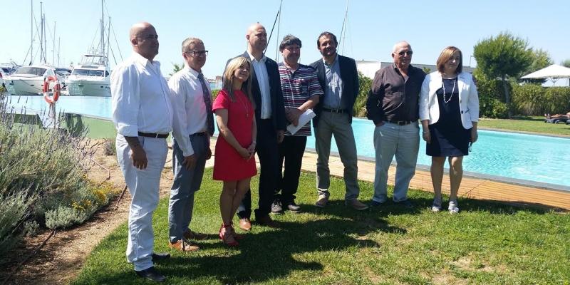 La Ràpita organitza la Festa del Mar i el Marina Day per mostrar les potencialitats de la badia dels Alfacs