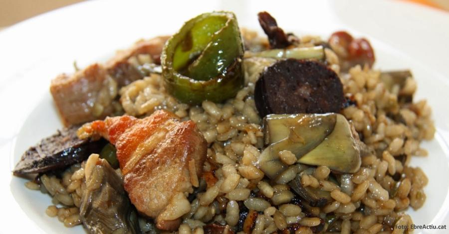 Amposta presenta les Jornades Gastronòmiques de l'arròs