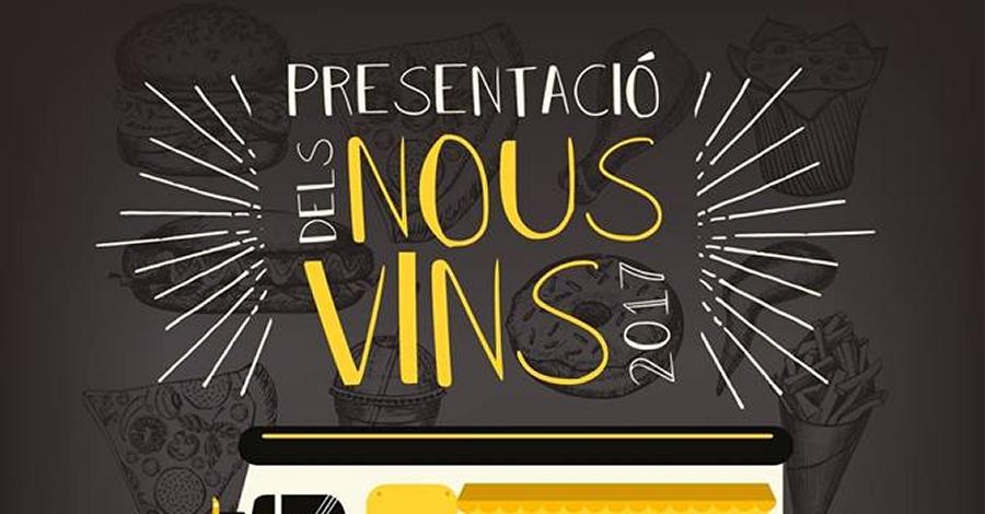 Presentació dels nous vins 2017. Celler Batea