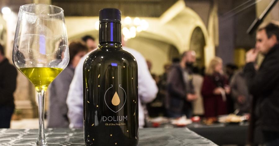 Es presenta en societat «Dolium», el nou l'oli gurmet de la Ribera d'Ebre