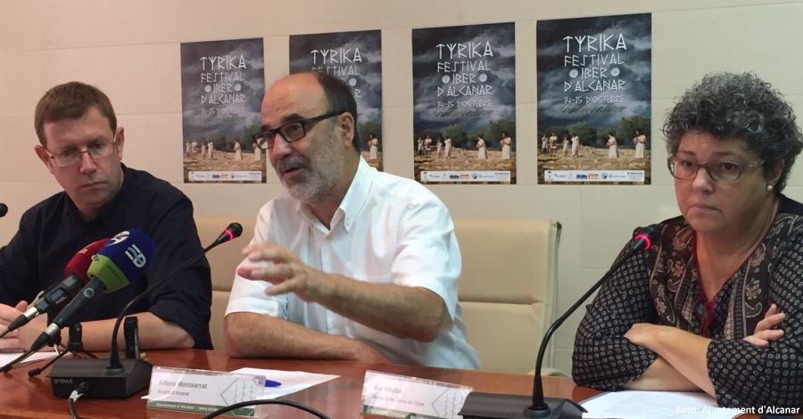 El Mercat Iber d'Alcanar creix per convertir-se en el Festival Iber Tyrika