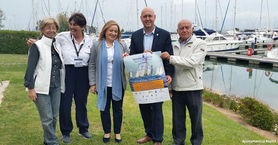 La novena edició de la Regata del Delta arriba a La Ràpita aquest cap de setmana