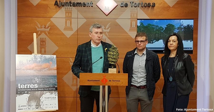Tortosa presenta una nova edició del festival terres Catalunya-Eco & Travel film festival