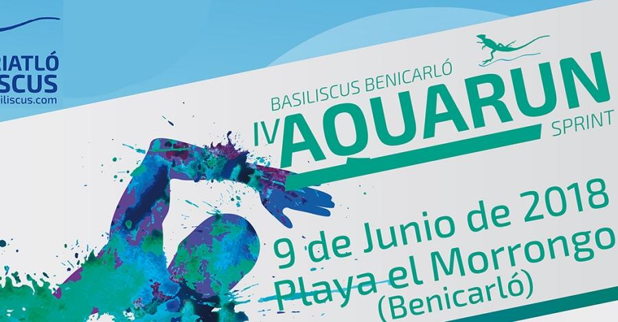 IV Aquarun Basiliscus de Benicarló