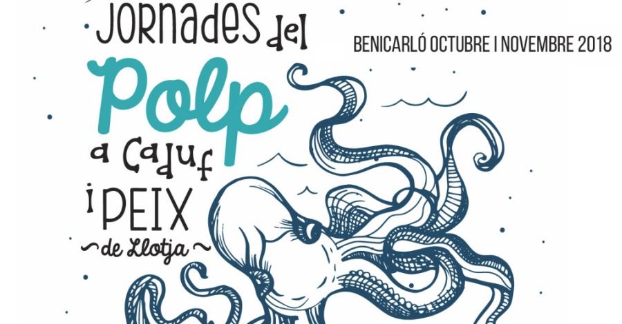Les Jornades del Polp a Caduf i Peix de Llotja de Benicarló celebren el desè aniversari