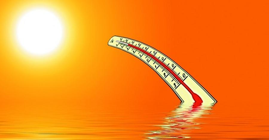 Primera onada de calor de l'estiu