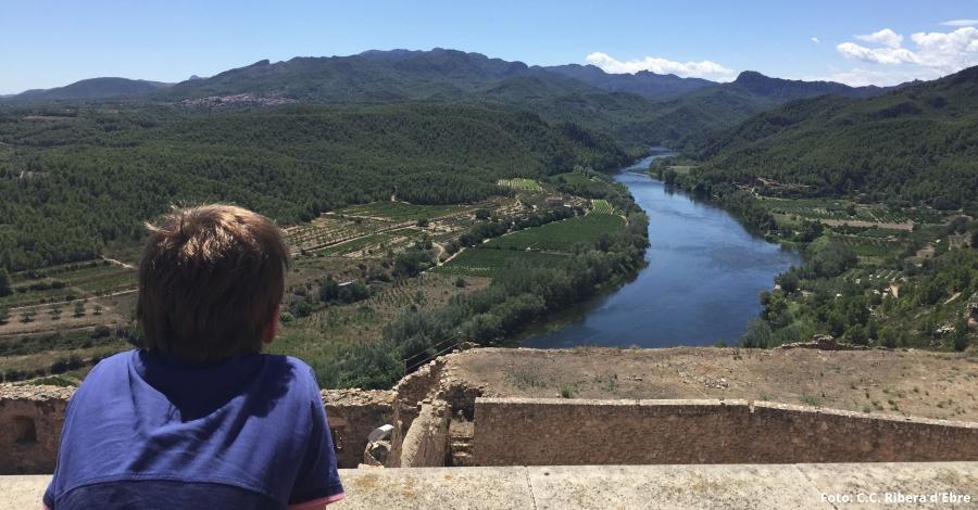 Clotxa, natura i esport, propostes pel pont de l'1 de maig a la Ribera d'Ebre