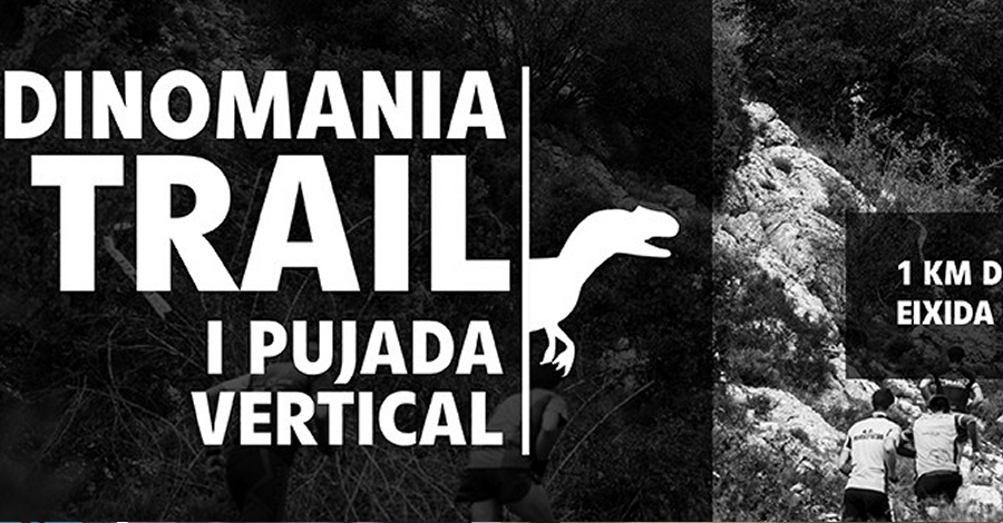 I Pujada Vertical Dinomania Trail