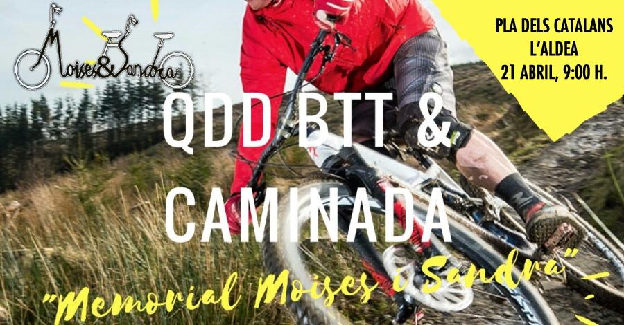 QDD BTT & Caminada «Memorial Moisès i Sandra»