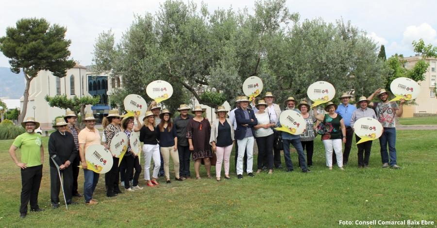 Una quarantena d'empreses del món rural del Baix Ebre participen enguany a Benvinguts a pagès