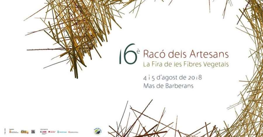 16è Racó dels Artesans. La Fira de les fibres vegetals