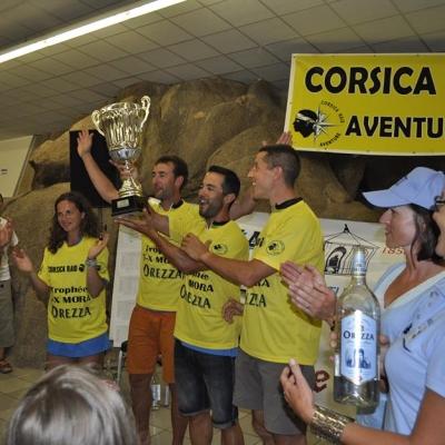 L'equip de Raids TwoNav Terres de l'Ebre guanya el 21è Corsica Raid Aventure