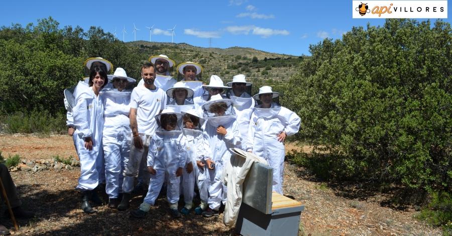 Apivillores, un projecte apiturístic a la comarca dels Ports