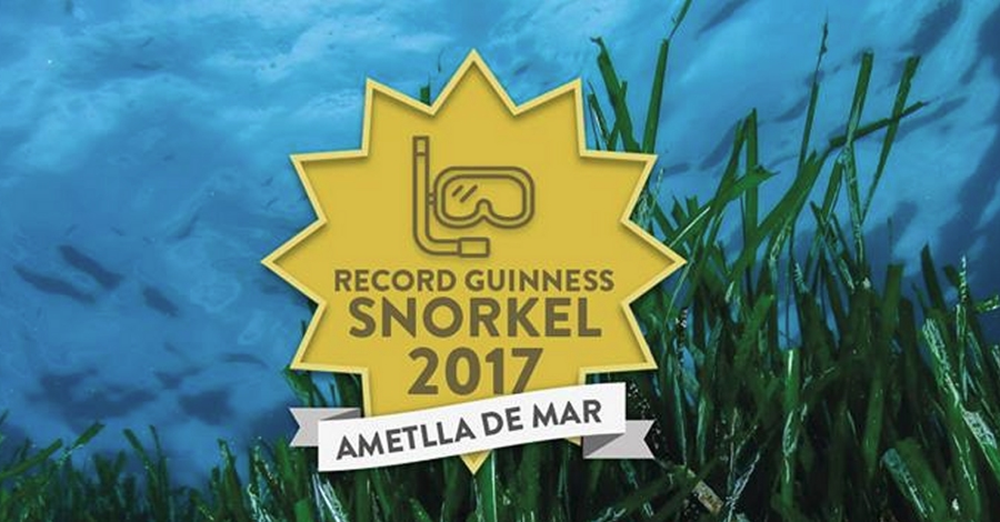 Rècord Guinness Snorkel 2017